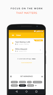 Swipes – Plan & Achieve Tasks v1.2.0