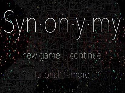 Synonymy v3.0.5