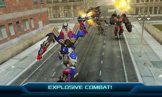 TRANSFORMERS AGE OF EXTINCTION v1.11.11