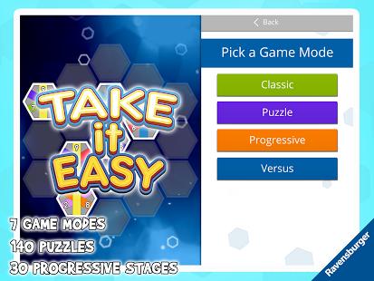 Take It Easy v2.0.0