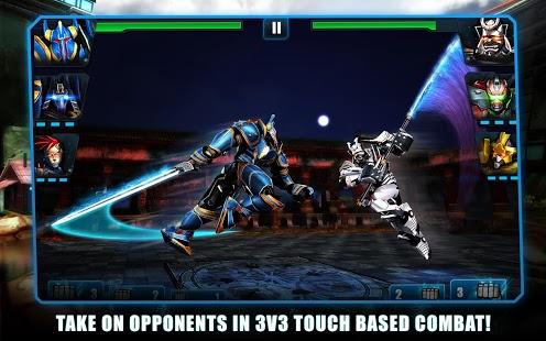 Ultimate Robot Fighting v1.0.42