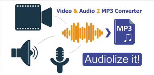 Audiolize it! Pro – Converter v1.1.1