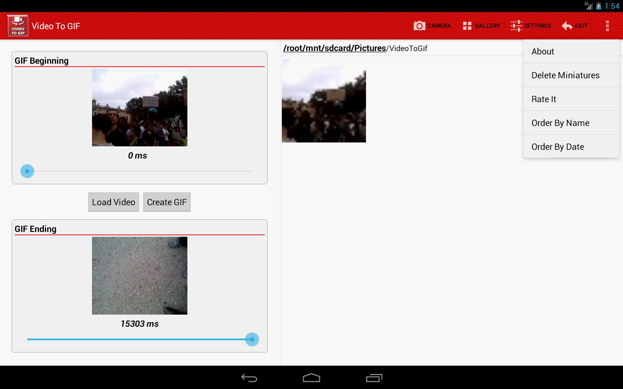 Video To GIF Pro v1.4c