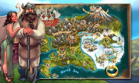Viking Saga: The Cursed Ring v1.01 + data