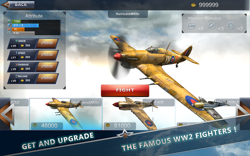 Air Craft Battle Combat 3D v1.0.2