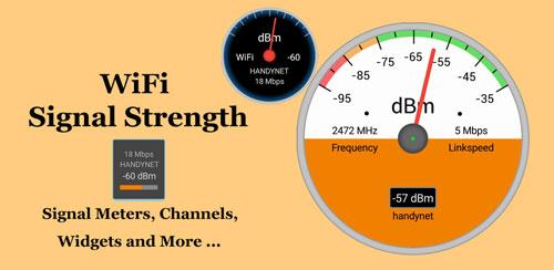WIFI Signal Strength Premium v9.6.1
