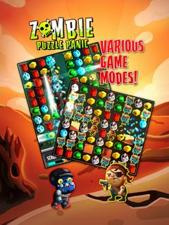 Zombie Puzzle Panic v1.0.8