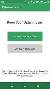 Autosync Google Drive v2.7.20