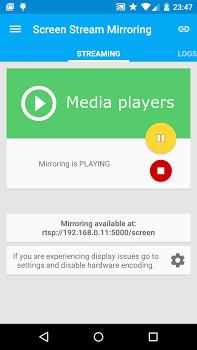 Screen Stream Mirroring v2.3.0