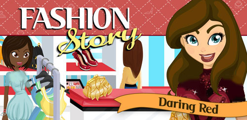 Fashion Story: Daring Red 1.5.6.7