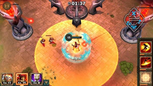 Legendary Heroes MOBA v3.0.51