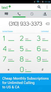 textPlus Gold Free Text+Calls v5.9.9