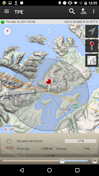 The Photographer's Ephemeris v1.6