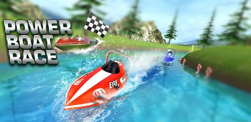 Powerboat Race 3D v1.4