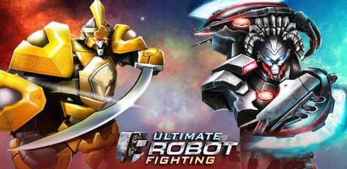 Ultimate Robot Fighting v1.4.125