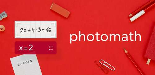 Photomath – Camera Calculator v5.0.2