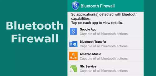 Bluetooth Firewall v4.4.1