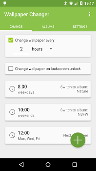 Wallpaper Changer Premium v4.6.8