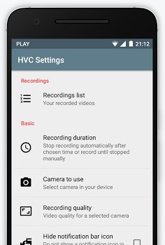 Hidden Video Camera PRO v1.9.1