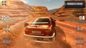 تصویر محیط Rally Racer Drift v1.56