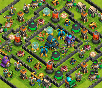 Battle of Zombies: Clans war v1.0.175
