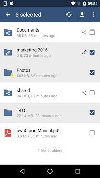 ownCloud v2.8.0