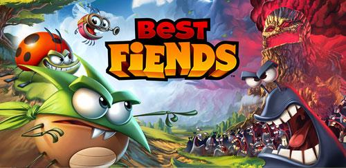 بازی بهترین دوستان Best Fiends v1.5.1