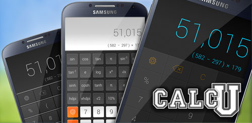 CALCU Stylish Calculator v3.0.1