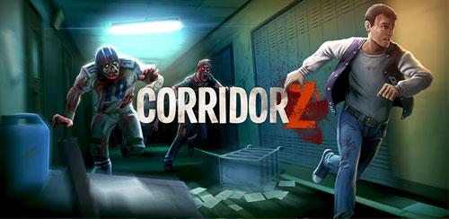 بازی دونده بی پایان کریدور زد Corridor Z - The Zombie Runner v1.0.3