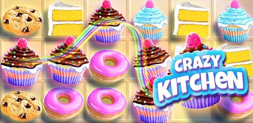 بازی پازلی آشپزخانه دیوانه Crazy Kitchen 2.43