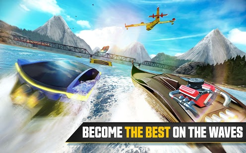 Driver Speed boat Paradise v1.7.0 + data