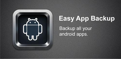 Easy-app-Backup