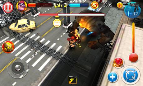 FPS Combat Zombie v1.0
