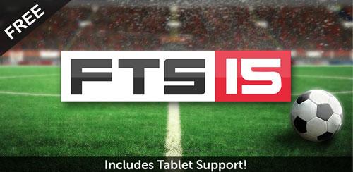 بازی فوتبال لمسی First Touch Soccer 2015 v2.06