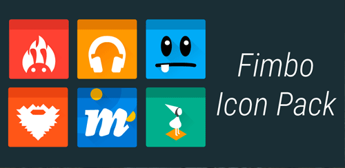 دانلود پک آیکون فیمبو Fimbo Icon Pack 0.2