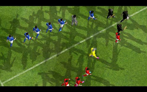بازی فوتبال زیبا و هیجان انگیز ۲۰۱۵ اندروید