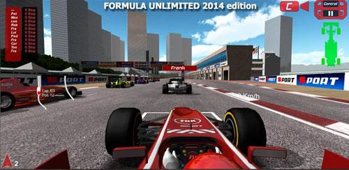 بازی مسابقات فرمول یک FX-Racer Unlimited v1.2.19