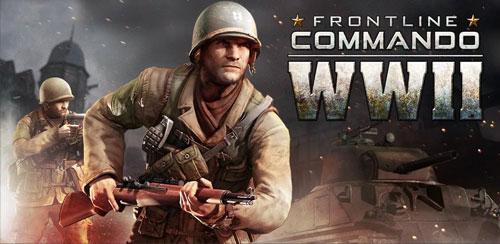 Frontline Commando:WW2 v1.0.1 + data