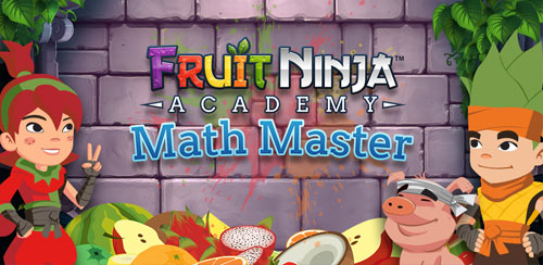 Fruit Ninja: Math Master v1.03.39 + data