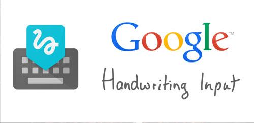 Google-Handwriting