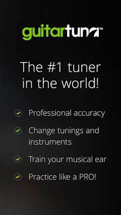 Guitar Tuner Free – GuitarTuna v4.0.6