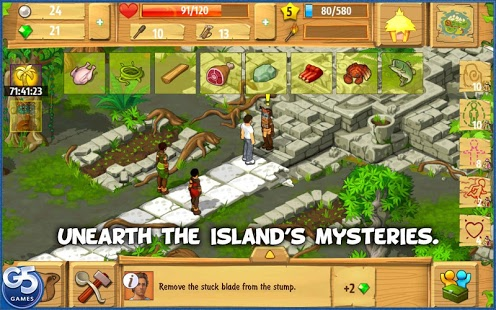 Island Castaway®: Lost World™ v1.6 + data