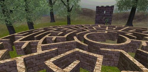 3D Maze 0.06