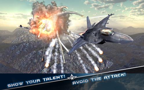 Morden Air Combat3D 1 دانلود بازی نیروهای هوایی مدرن برای اندروید