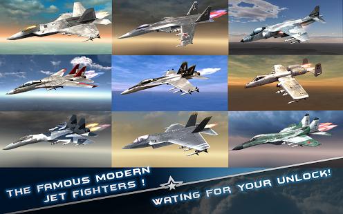 Morden Air Combat3D 3 دانلود بازی نیروهای هوایی مدرن برای اندروید