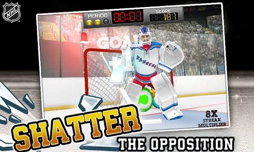 NHL Hockey Target Smash v1.6.2