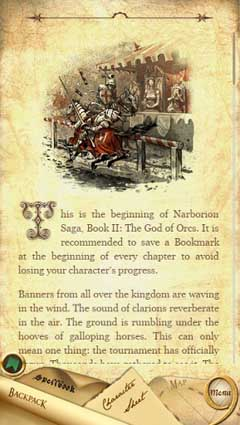 Narborion 2: The God of Orcs v1.0.0.0