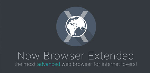 Now Browser Extended(Material) v1.7.5