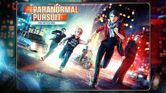 Paranormal Pursuit v1.3 + data