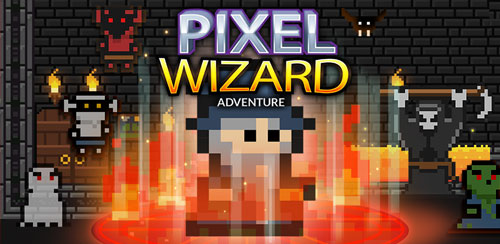 Pixel Wizard: 2d Platform RPG v26